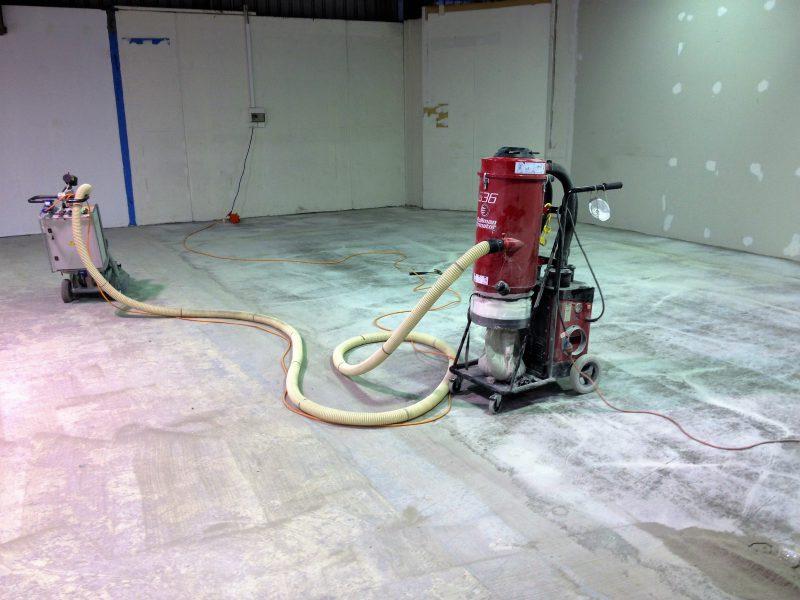 Industrial Epoxy Flooring Systems 1
