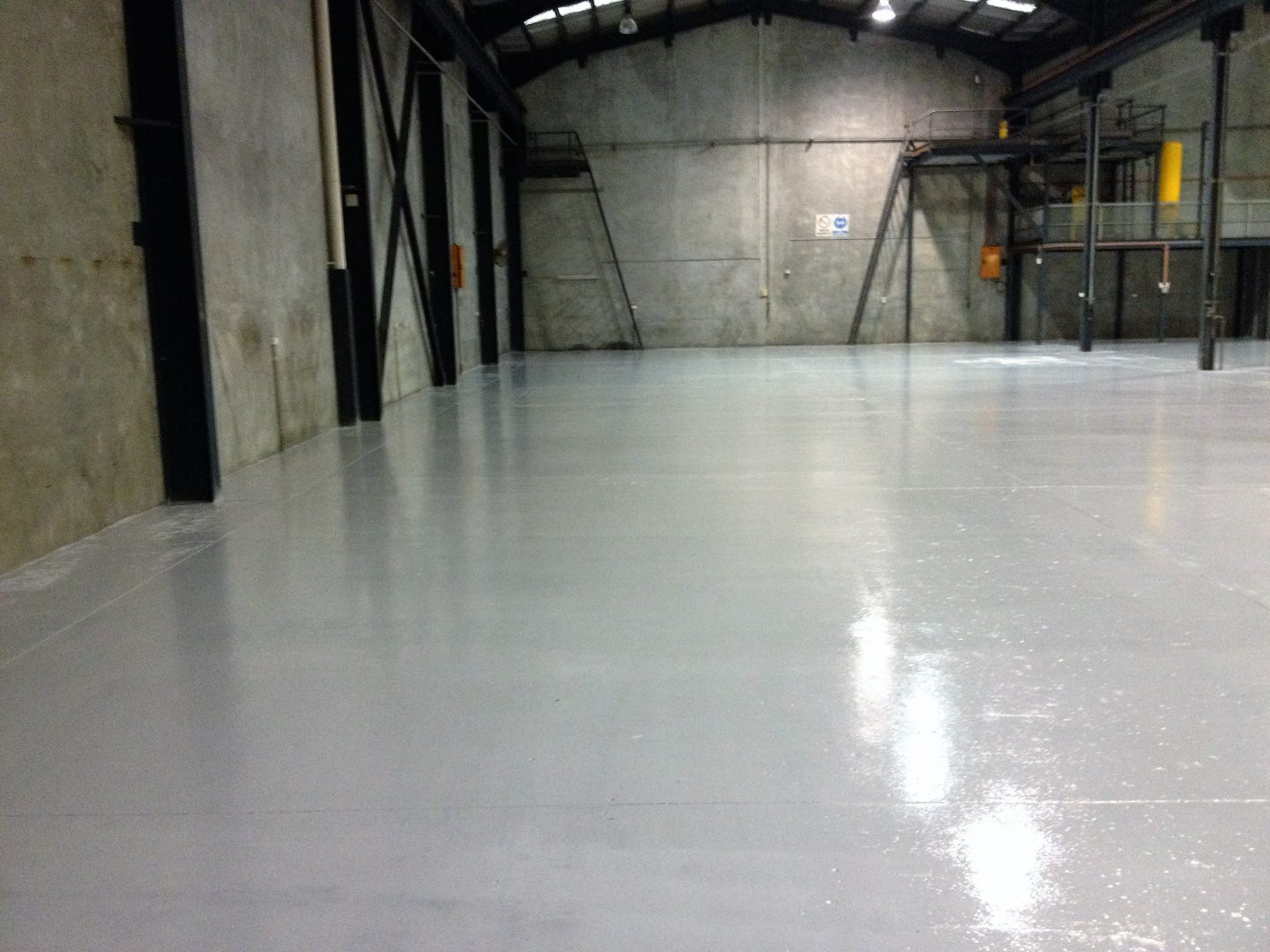 Industrial Epoxy Flooring Systems 3