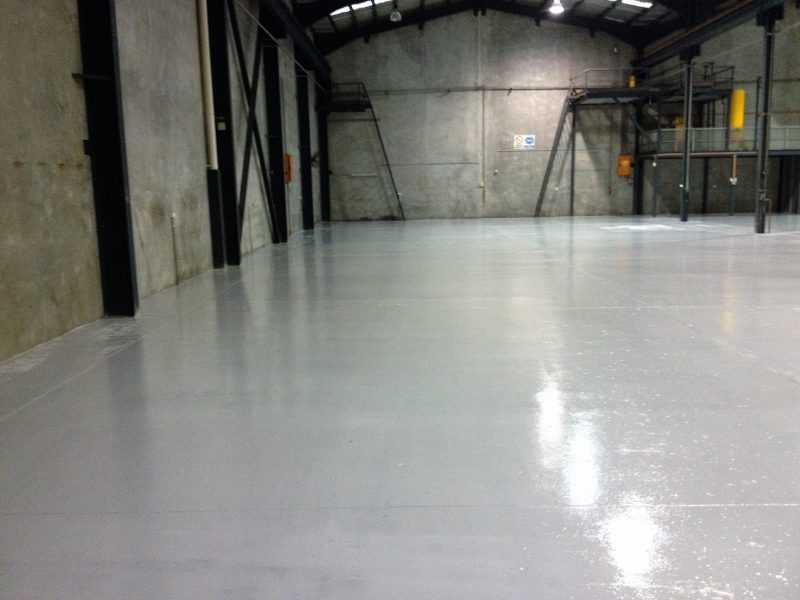 Industrial Epoxy Flooring Systems 3