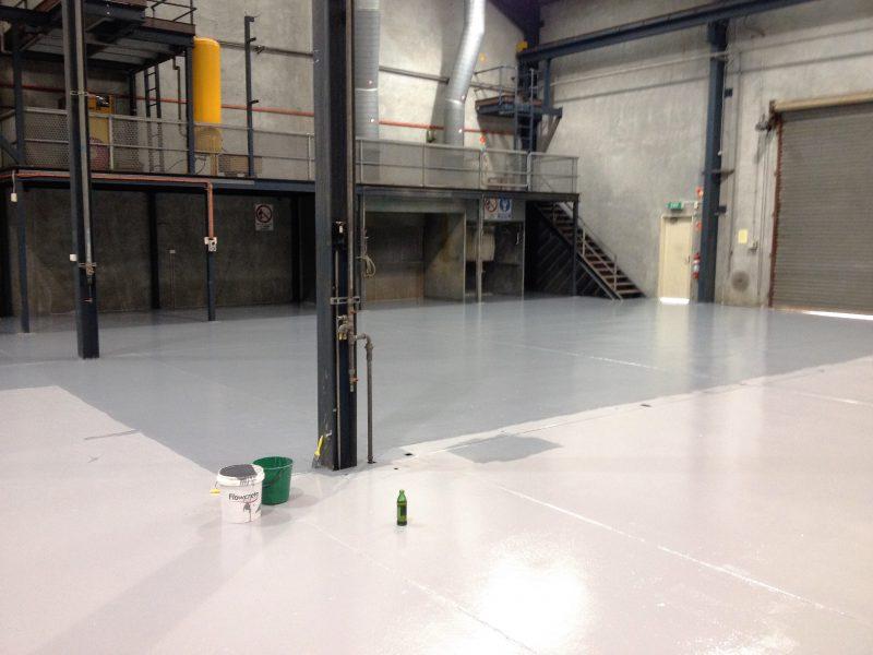 Industrial Epoxy Flooring Systems 5