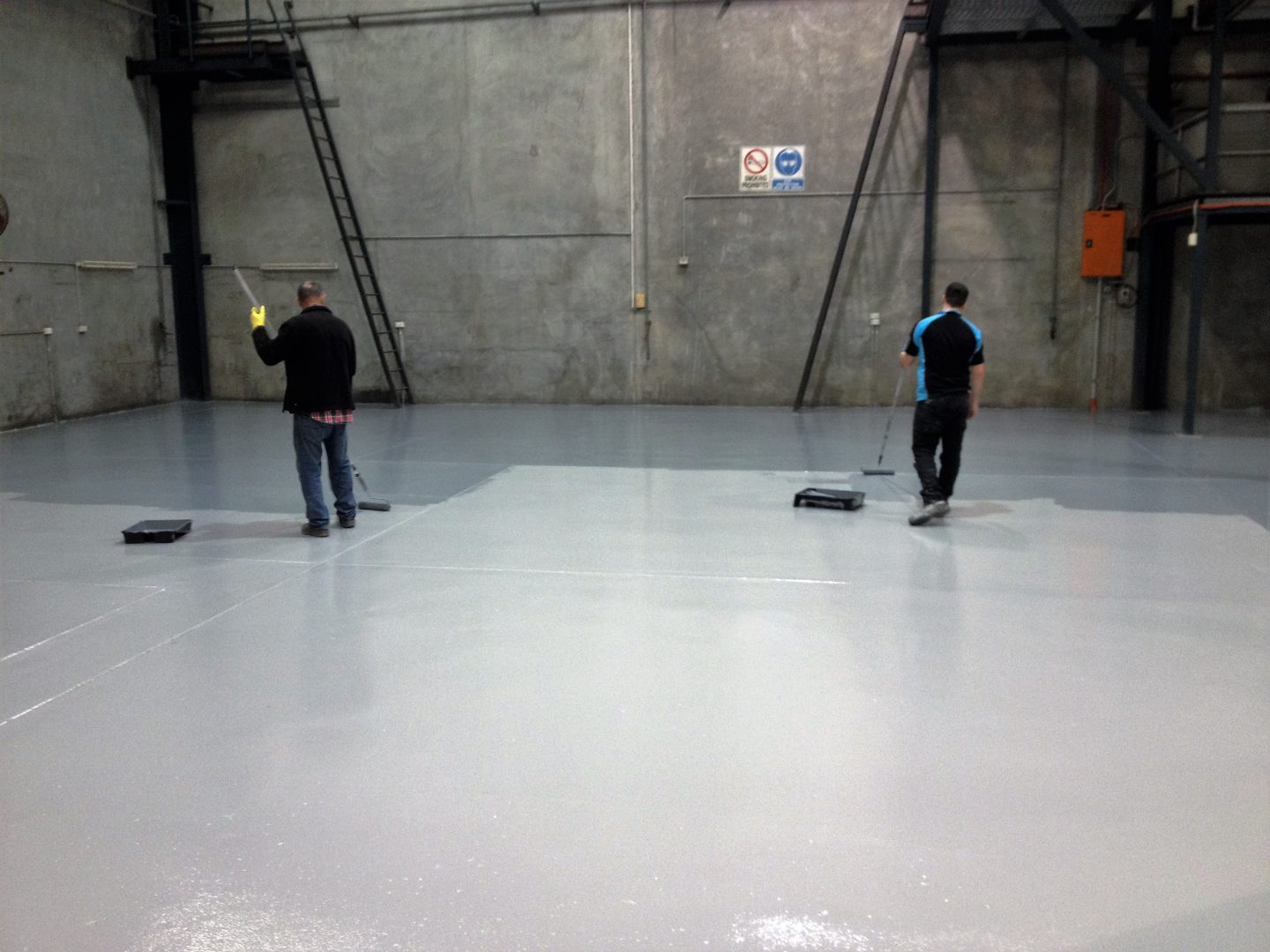 Industrial Epoxy Flooring Systems 6