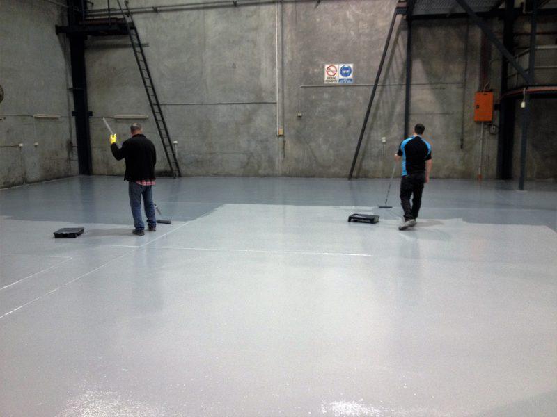 Industrial Epoxy Flooring Systems 6
