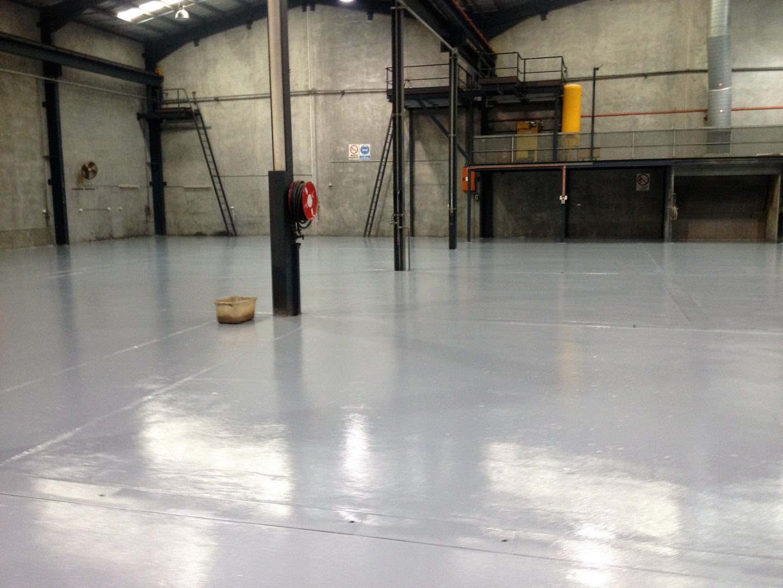 Industrial Epoxy Flooring Systems 7