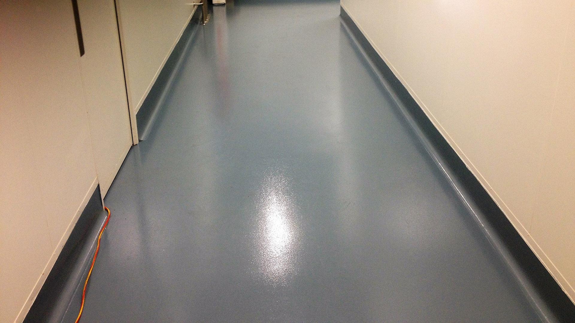 Industrial Epoxy Flooring Systems